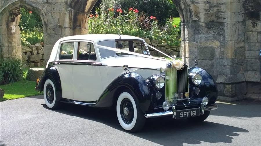 Rolls Royce 1950 Silver Dawn