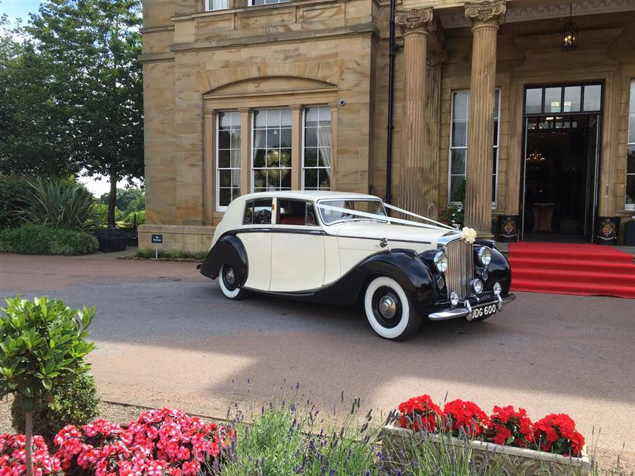 1950 Bentley Mk Vi Black Ivory