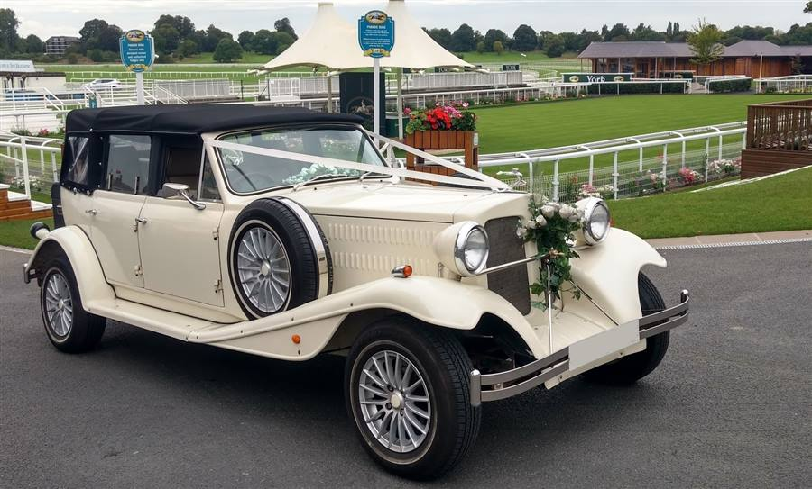 Reliable wedding transport