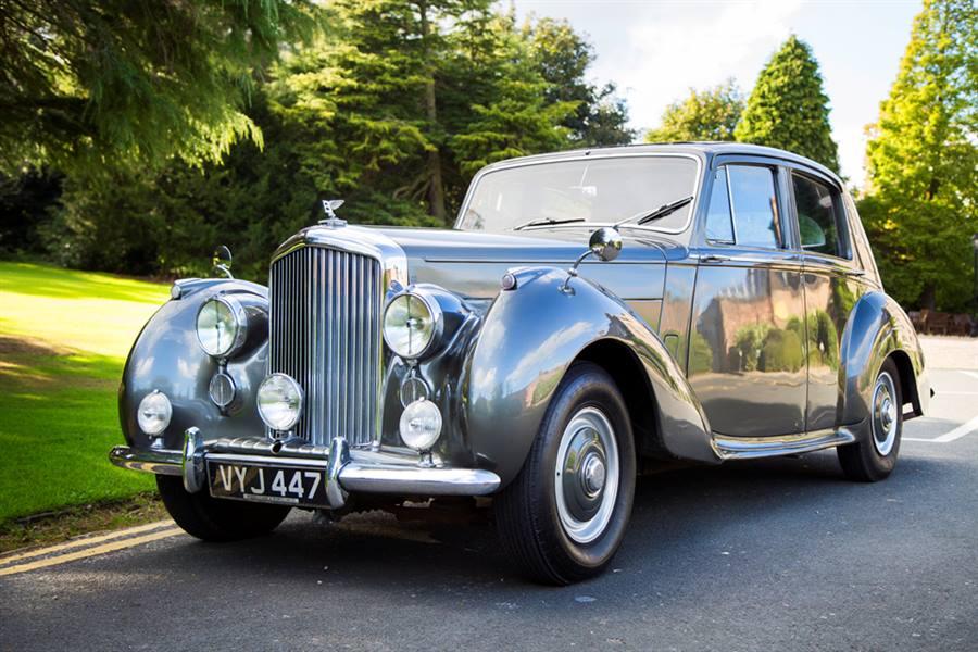 Bentley 1954 Wedding Car