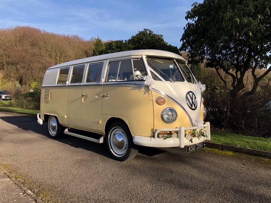 VW Campervan Split-Screen