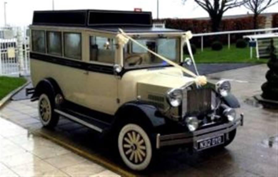 Regent Wedding Bus
