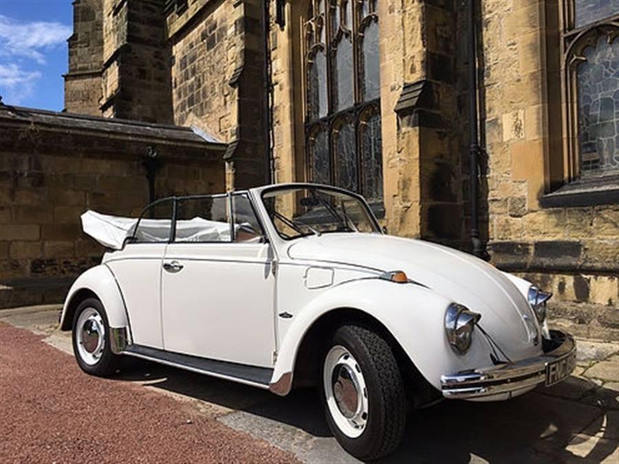 VW (Frankie) Cabriolet Beetle