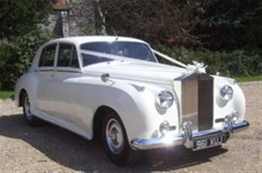 Rolls Royce 1956 Silver Cloud I