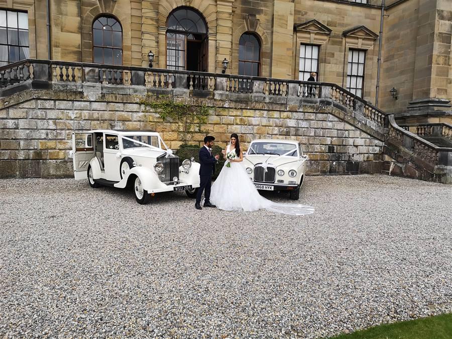 Rolls Royce & Daimler  Rolls Royce/Daimler Pair