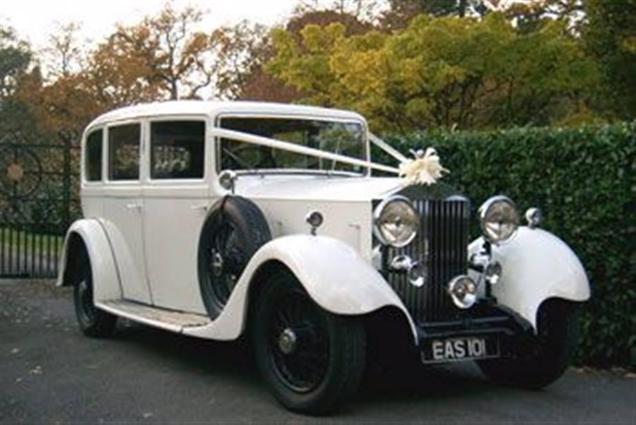 Rolls Royce 1934 20/25 Limousine