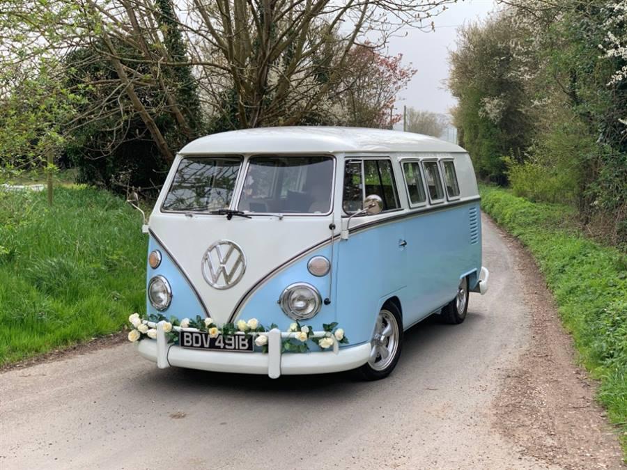 VW Campervan Split Screen