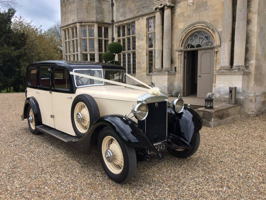 Daimler 1928 Straight Six 25/85 Limousine
