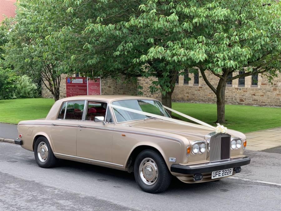 Rolls Royce 1977 Silver Shadow II