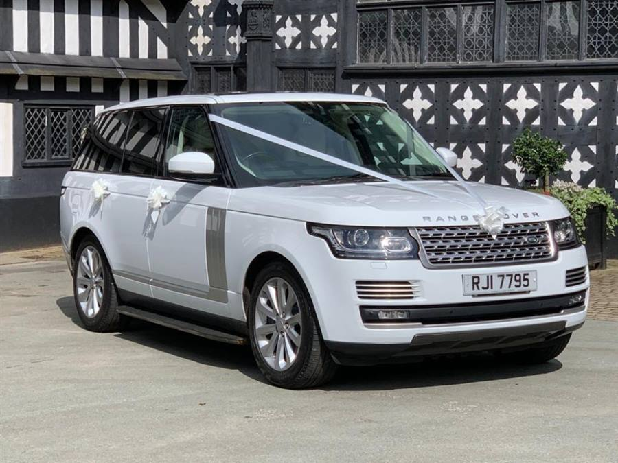 Range Rover Vogue Special Edition