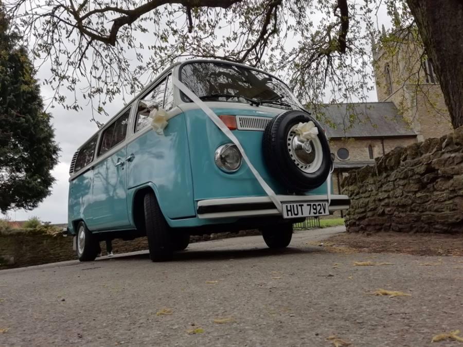 VW Campervan T2 Bay Window
