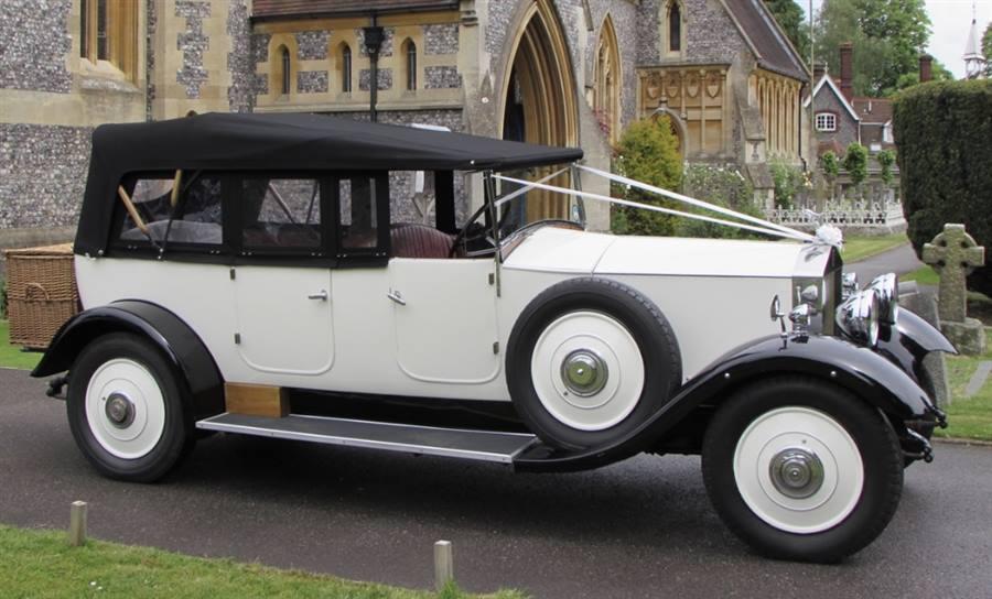 Rolls Royce 1932 Open Tourer