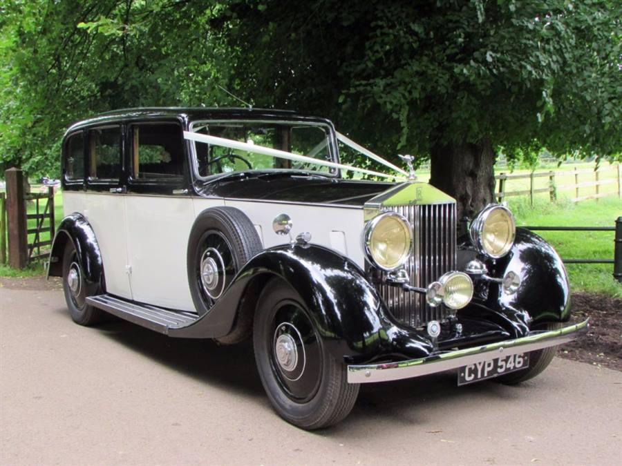 Rolls Royce 1936 25/30 Limousine