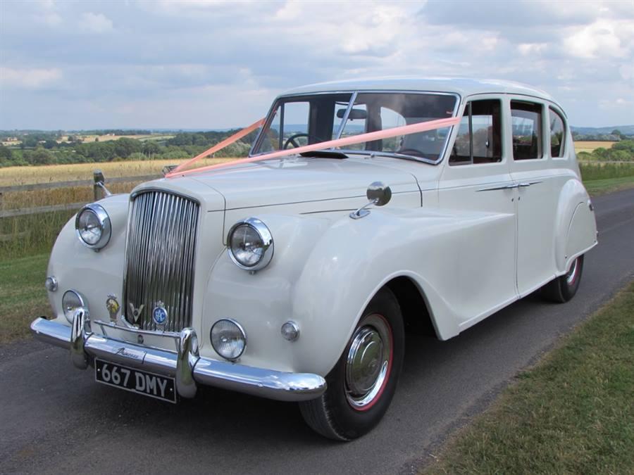 Austin 1955 Princess