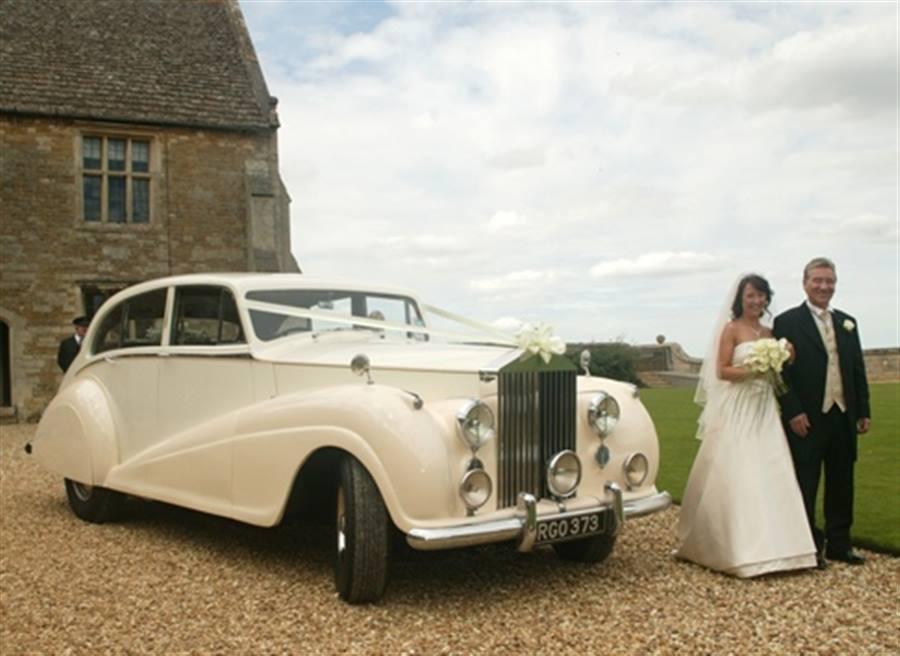 Rolls Royce Silver Wraith 1955
