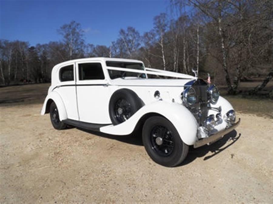 Rolls Royce 1937 Phantom III
