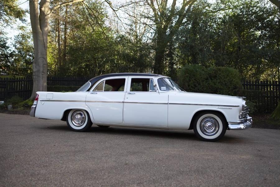 Chrysler Windsor 1956
