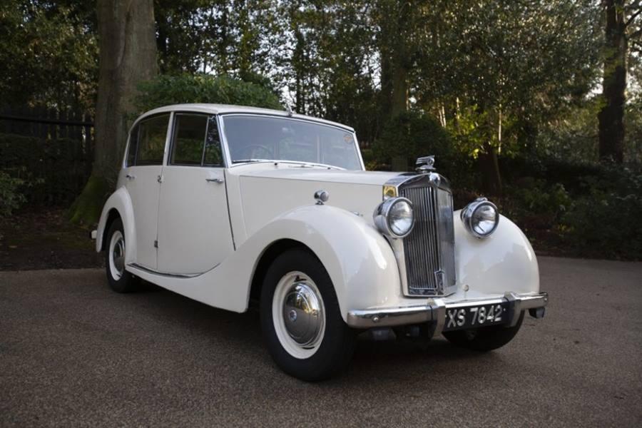 Triumph Renown 1952