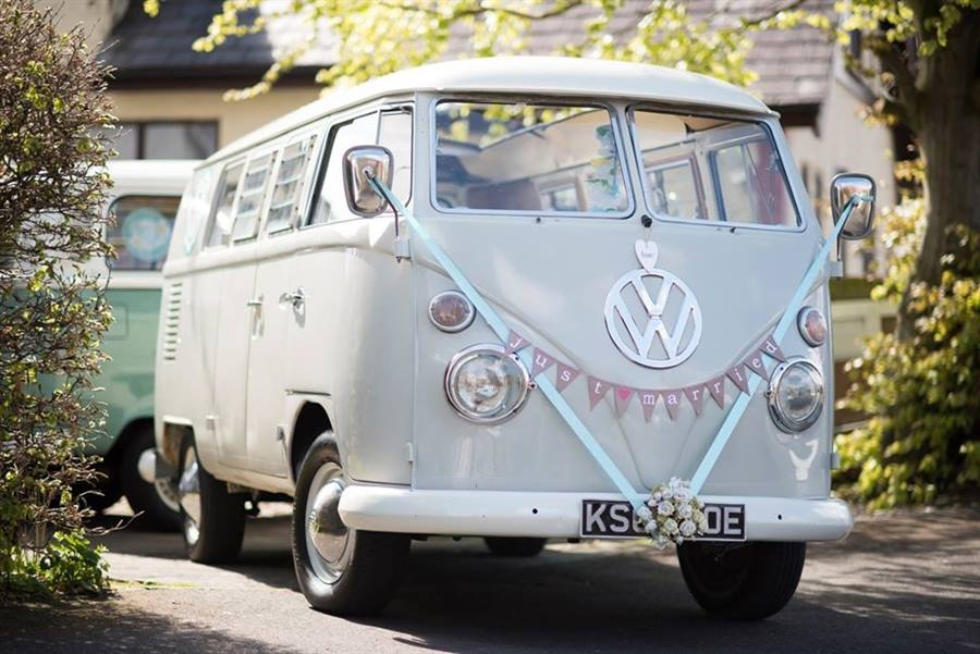 VW Campervan 1967 Split Screen