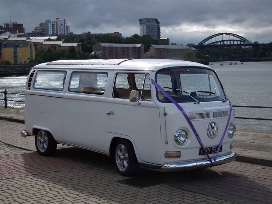 VW Campervan Bay Window