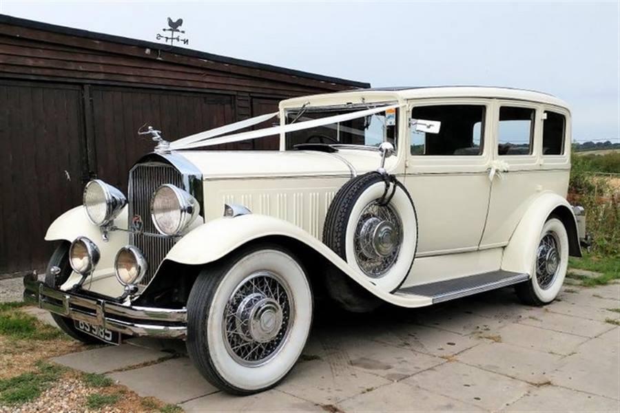 Pierce-Arrow 1929 Limousine