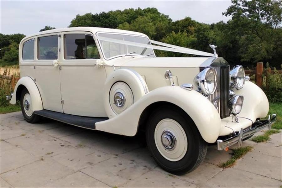 Rolls Royce 1939 Wraith A