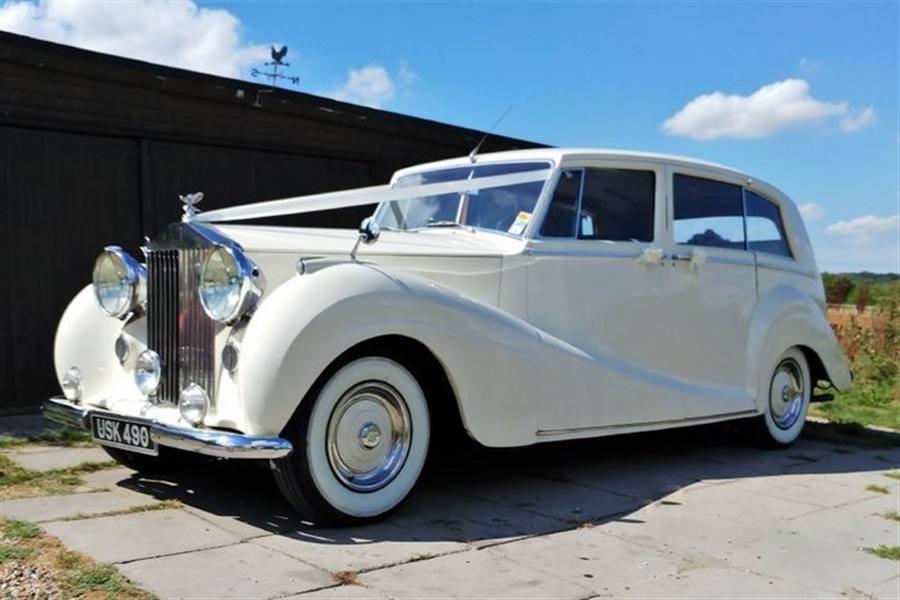 Rolls Royce 1953 Silver Wraith