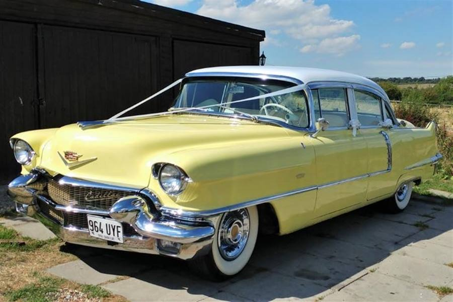 Cadillac 1956 Formal