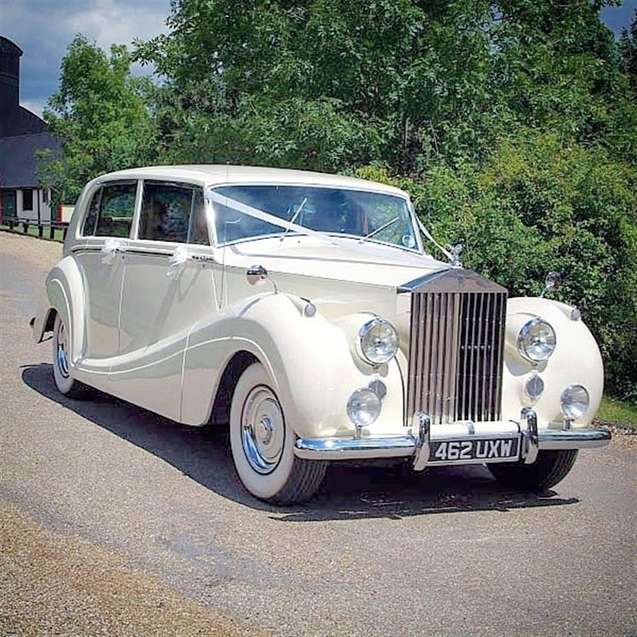Rolls Royce 1954 Silver Wraith