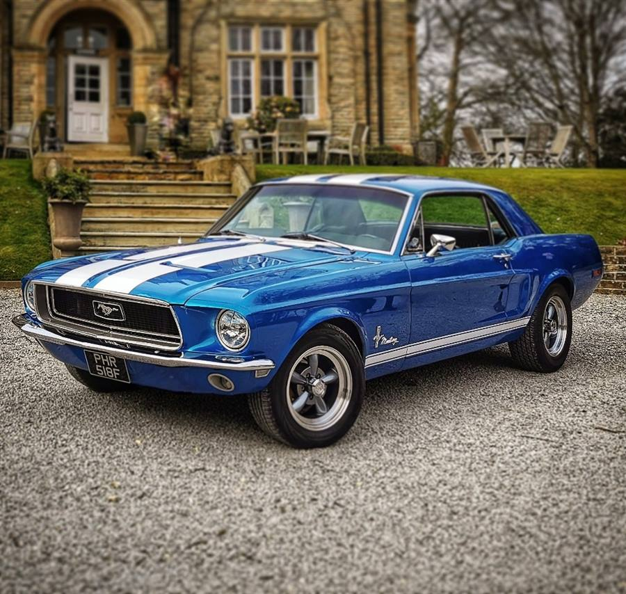 Ford 1968 Mustang