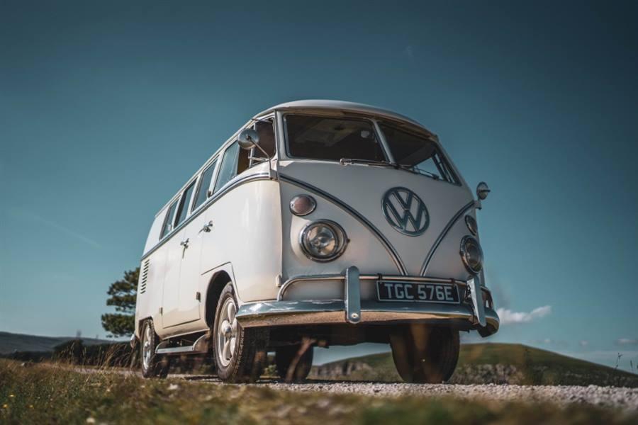 VW Campervan 1967 Split Screen