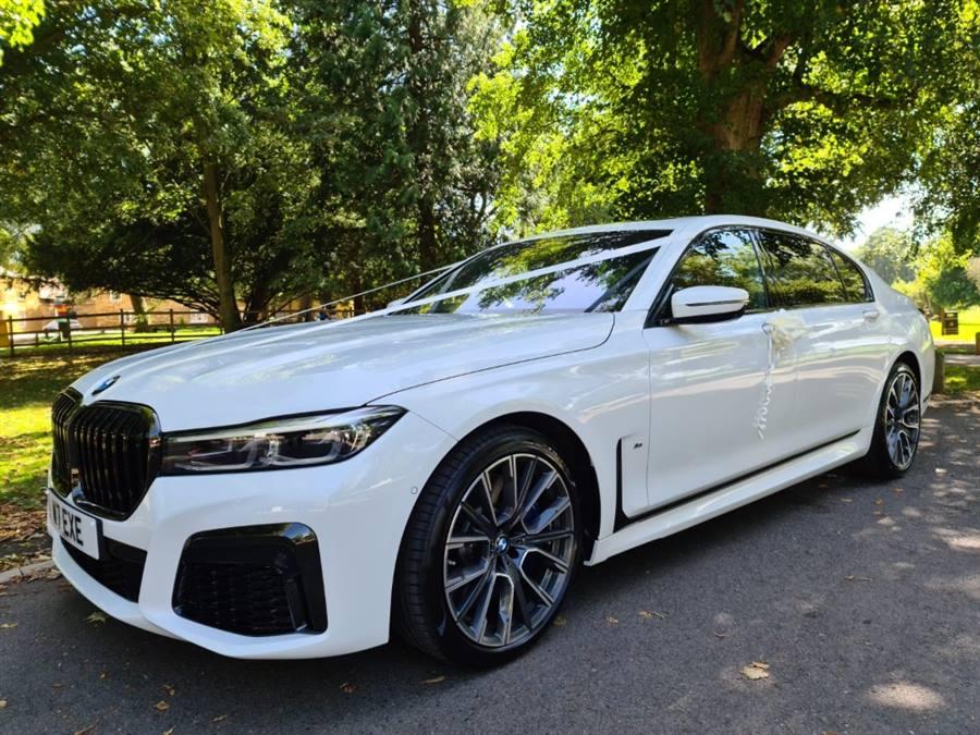 BMW 7 Series Sport