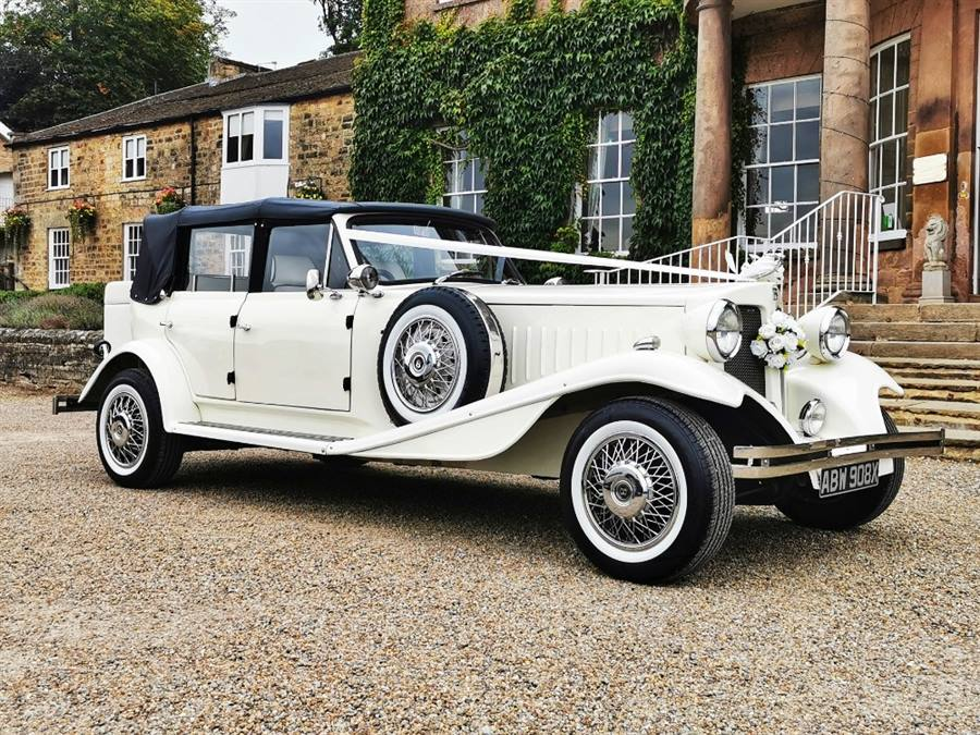 Beauford 4 Door Convertible