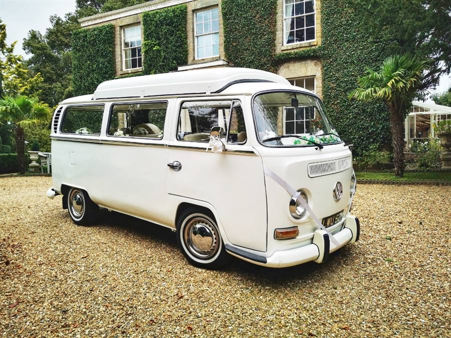 VW Campervan Early Bay Window