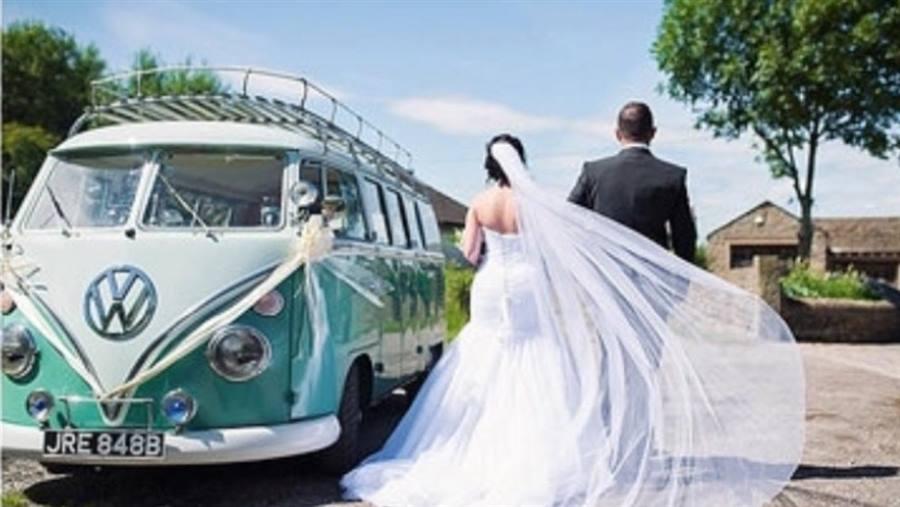 VW Campervan T1 Split Screen