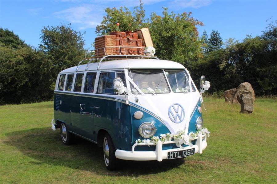 VW Campervan 1966 Split Screen
