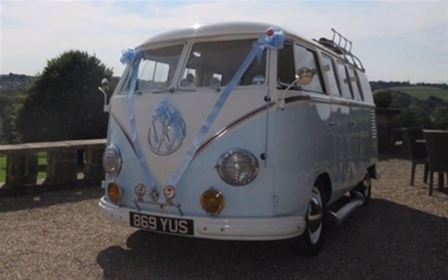 VW Campervan 1958 Splitscreen