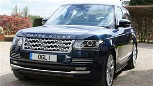 Range Rover Vogue Autobiography Wedding car. Click for more information.