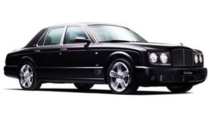 Bentley Arnage Wedding car. Click for more information.