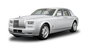 Rolls Royce Phantom Wedding car. Click for more information.