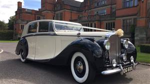 Bentley 1950 MK VI Black & Ivory