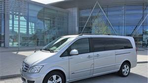 Mercedes V Class Wedding car. Click for more information.