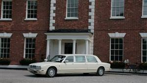 Daimler Six Wedding car. Click for more information.