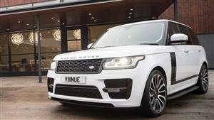 Range Rover Autobiography Wedding car. Click for more information.