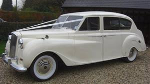 Austin Princess 1959 Wedding car. Click for more information.