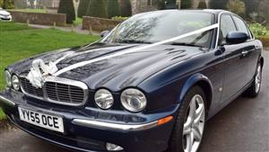 Jaguar XJ6 Sovereign Wedding car. Click for more information.