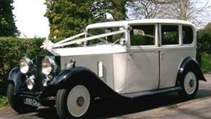 Rolls Royce 1934 20/25 Limousine Wedding car. Click for more information.
