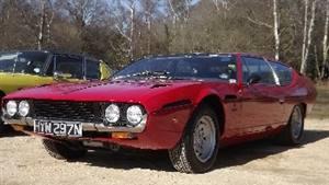 Lamborghini 1975 Espada Wedding car. Click for more information.