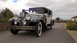 Franklin 147 Salon Special Wedding car. Click for more information.
