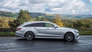 Mercedes CLS 220 Wedding car. Click for more information.